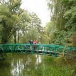 Wolsztyn – mostek na Dojcy
