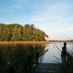 Przemęcki Park Krajobrazowy. Wyspa Konwaliowa