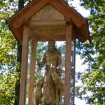 Często spotykane rzeźby w lesie