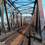Solec. Most kolejowy