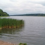 Jezioro Budziszewskie dł. 4600 m i szer. 560 m