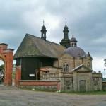 Potulice. Drewniany kościół św. Katarzyny z 1728 r
