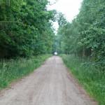 Świetna droga powrotna z Wągrowca do Skoków. Szybko, równo i spokojnie.