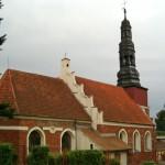 Koronowo. Kościół Św. Andrzeja z końca XVI wieku