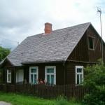 Monkinie – jeden z ładniejszych drewnianych domków