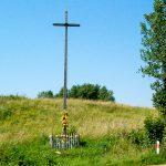 Krzyży na rozstaju dróg