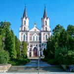 Puńsk – kościół Wniebowzięcia NMP