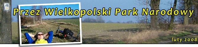Przez Wielkopolski Park Narodowy