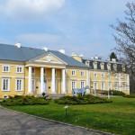 Racot. Pałac Jabłonowskich
