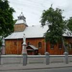 Rzgów. Kościół św. Jakuba z XVI w