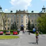 Rydzyna – Barokowy zamek króla Stanisława Leszczyńskiego i książąt Siułkowskich. Zbudowany w końcu XVII w.