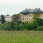 Ciążeń. Rokokowy pałac biskupi z ok. 1760-68r