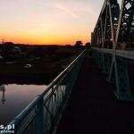 Wreszcie Czarnków. Most na Noteci.