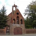 Maniewo – kościół.