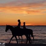 O zachodzie słońca na koniu albo …