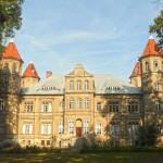 Dąbrówka Wielkopolska. Neorenesansowy pałac 1856 – 1859