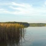 Wypoczynek nad jeziorem Lutol