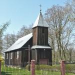 Grodzisk Wielkopolski – drewniany kościół pw. Św. Ducha