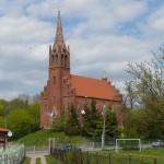 Kościół w Lubiniu
