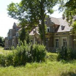 Żelechow. Neorenesansowy pałac z 2 poł. XIX wieku
