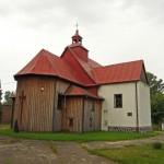 Kościół pw św Jakuba Apostoła z 1765r