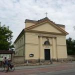 Kościół w Żychlinie – wzniesiony w latach 1821-1822 w stylu klasycystycznym