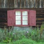 Niczym kraina otwartych okiennic z Podlasia