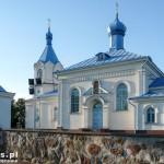 Dubiny. Cerkiew z 1872r