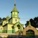 Narew. Cerkiew pw. Podwyższenia Krzyża Świętego