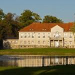 Owińska. Pałac pochodzący z lat 1804-06
