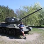 Zdbice – skansen bojowy, czy czołg Rudy 102 brał udział w walkach o Wał Pomorski??