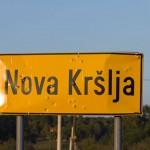 Nowa Kraslija. Ślady po ostrzale