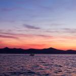 Widok na wyspę Ugljan