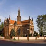 Konin. Gotycki kościół z XV w