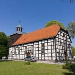 Tarnówka – kościół szachulcowy 1773r