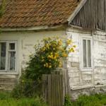 Drewniana chata