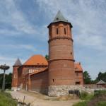 Rekonstrukcja zamku w Tykocinie