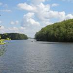 Wałcz. Jezioro Raduń