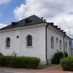 Józefów. Dawna synagoga