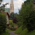 Ostatni widok na Görlitz