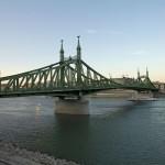 Most Wolności. Długość 333 m