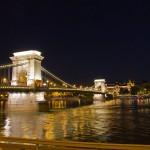 Most łańcuchowy. Pierwsza przeprawa między Budą i Pesztem