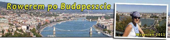 Rowerem po Budapeszcie