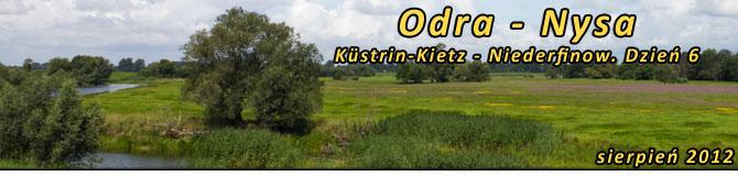 Küstrin-Kietz - Niederfinow