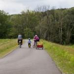 Niemiecka rodzinka na szlaku 2+3