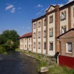 Szczebrzeszyn. Młyn zbożowy. Odnowiony w 1985 r stanowi jedną z wizytówek miasta