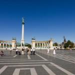 Plac Bohaterów i pomnik tysiąclecia
