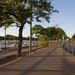 Promenada nad Dunajem