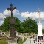 Prusie – cmentarz