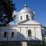 Werchrata. Cerkiew greckokatolicka św. Jerzego z 1910r. Obecnie kościół rzymskokatolicki